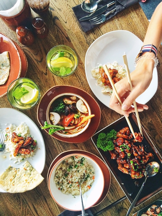 Einfache, leckere, gesunde Gerichte