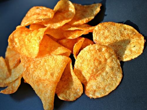 ungesunde Transfette Chips